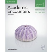 Academic Encounters Level 1 Student's Book Listening and Speaking with DVD : The Natural World