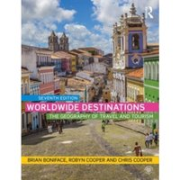 Worldwide Destinations: The geography of travel and tourism by Brian G. Boniface, Robyn Cooper, Chris Cooper (Paperback,...