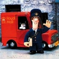Postman Pat: Grand Custard Race DVD