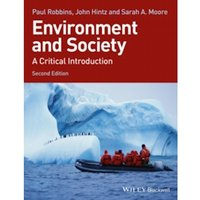 Environment and Society: A Critical Introduction by Paul Robbins, Sarah A. Moore, John Hintz (Paperback, 2014)
