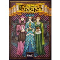 Troyes - The Ladies Of Troyes Board Game Expansion