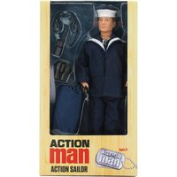 Action Man Sailor Deluxe Action Figure