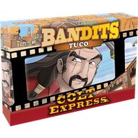 Colt Express Bandits Expansion - Tuco Board Game