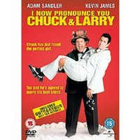 I Now Pronounce You Chuck And Larry DVD