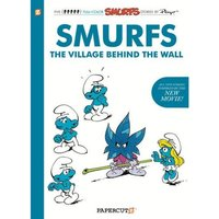 The Smurfs: The Village Behind the Wall Hardcover
