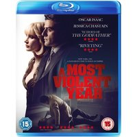 Most Violent Year Blu-ray