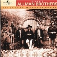 Allman Brothers Band Universal Masters Collection CD