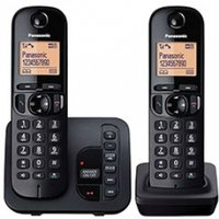 Digital Cordless Answer Phone with Nuisance Calls Block - Twin