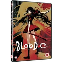 Blood C Complete Series DVD