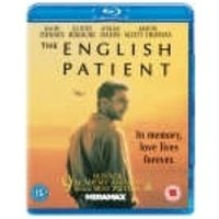 The English Patient Blu-Ray