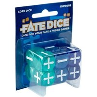 Fate Dice Core Dice