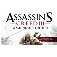 Assassin's Creed III 3 Washington Edition Xbox 360 Game
