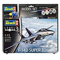 F-14D Super Tomcat 1:72 Revell Model Kit