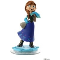 Ex-Display Disney Infinity 1.0 Anna (Frozen) Character Figure Used - Like New