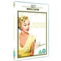 As Young As You Feel DVD