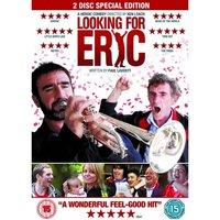 Looking For Eric DVD
