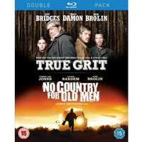 True Grit / No Country for Old Men Double Pack Blu-ray