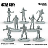 Star Trek Adventures The Original Series 32mm Miniatures