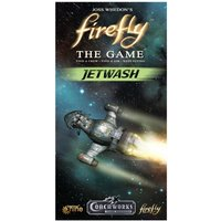 Firefly The Board Game Jetwash Ship Expansion