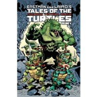 Tales Of Teenage Mutant Ninja Turtles Volume 8