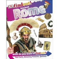 Ancient Rome by DK (Paperback, 2016)
