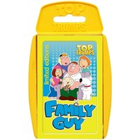 Top Trumps Limited Edition Family Guy