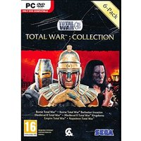 Total War Collection (6 Game Collection) Game