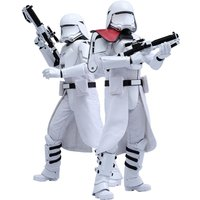 First Order Snowtroopers Twin Set (Star Wars The Force Awakens) Sixth Scale By Hot Toys