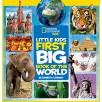 Little Kids First Big Book of the World