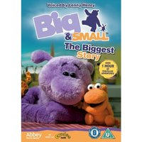 Big & Small The Biggest Story DVD