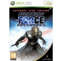 Star Wars The Force Unleashed The Ultimate Sith Edition Game
