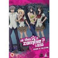 Is This A Zombie Of The Dead DVD