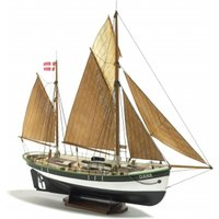 Dana Fishing Boat 1:60 Billing Boats Model Kit