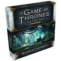 A Game of Thrones The Card Game (Second Edition) Wolves of the North