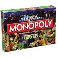 TMNT Teenage Mutant Ninja Turtles Monopoly
