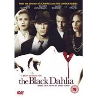The Black Dahlia DVD