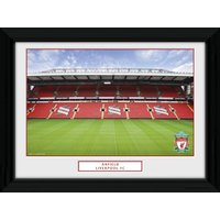 Liverpool Anfield Framed Photographic Print