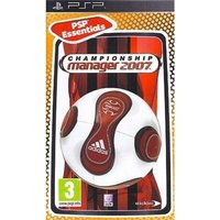 Championship Manager 2007 Game