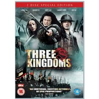 Three Kingdoms - Resurrection Of The Dragon [DVD]