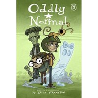 Oddly Normal Volume 2