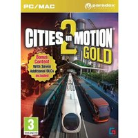 Cities In Motion 2 Gold Edition PC Game