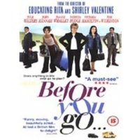 Before You Go DVD