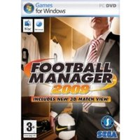 Ex-Display Football Manager 2009 Game