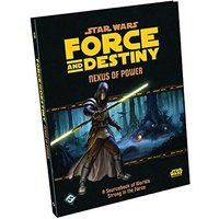 Star Wars Force and Destiny RPG Nexus of Power