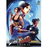 Street Fighter Legends Chun-li Hardcover