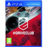 Drive Club Game PS4