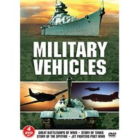 Military Vehicles DVD
