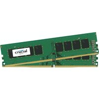 Crucial 8GB Kit (4GBx2) DDR4 2400 UDIMM