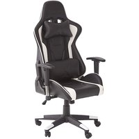 X Rocker Bravo PC Office Gaming Chair WHITE