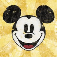 Mickey Mouse - Squeaky Chic Canvas